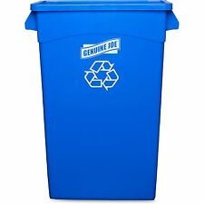 Genuine Joe GJO57258 Recycling Rectangular Container, 23 Gallon Capacity, Width