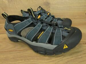 info for f3865 fb6f3 Details about KEEN Newport Blue H2 Sandals Shoes Mens Size 8 40.5