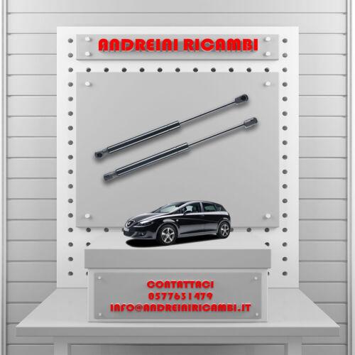 2 PISTONCINI BAGAGLIAIO SEAT LEON 1P 1.6 75KW 2005-/>2012MG29091