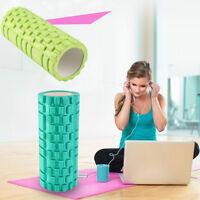 34x14cm Pilates Fitness Eva Foam Roller Massage Convex Point Therapy Yoga Stick