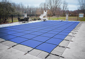 HPI-Rectangle-BLUE-MESH-In-Ground-Swimming-Pool-Safety-Cover-Choose-Size