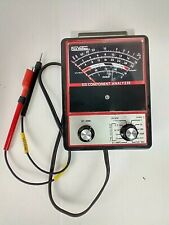 Fox Valley 515 Component Analyzer Pickup Coil Output Test Diode Test Dc V Amp Amps