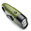 Rechargeable-Solar-Torch-Lamp-VADIV-FL02-Hand-Crank-Flashlight-Emergency-Torch thumbnail 5