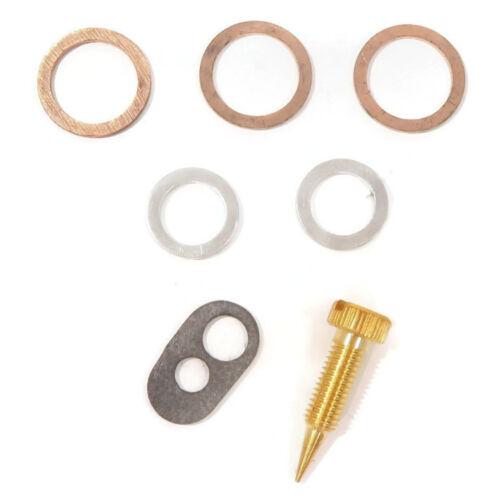 AQ125B Carburetor Repair Kit for Volvo Penta AQ115 230A Engine AQ125A AQ130C