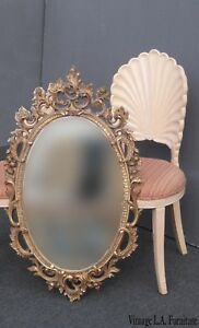 Large-Vintage-Syroco-Ornate-Scrolled-Gold-Wall-Mantle-Mirror