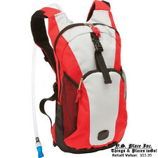 Hiking Hydration Backpack Daypack Camping Camelback Water Bladder Bag