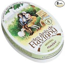Les Anis De Flavigny Original Anis 1.75-Ounce Tin (PACK OF THREE)