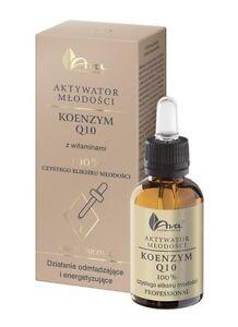 AVA Aktywator Młodości koenzym Q10/ youth activator with coenzyme Q10