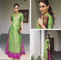 Bollywood Designer Lehenga Indian Traditional Salwar Kameez Saree Lehenga