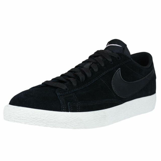 59a40d1959e Nike Blazer Low Mens Shoes 11 Black Sail Iced Lilac 371760 024 for ...