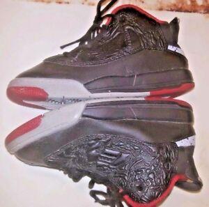 3b870040f2a0f0 Nike Air Jordan Dub Zero - 311072-013 - Black - Toddler Boy s Size ...