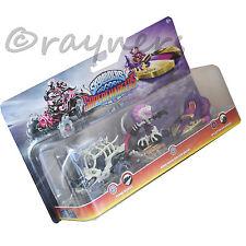 Bone Bash Roller Brawl Tomb Buggy Splatter Splash 3Pack Skylanders SuperChargers