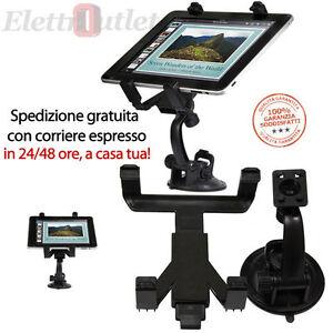 Supporto auto per tablet da 8 a 10 pollici ipad galaxy for Supporto auto tablet 7 pollici