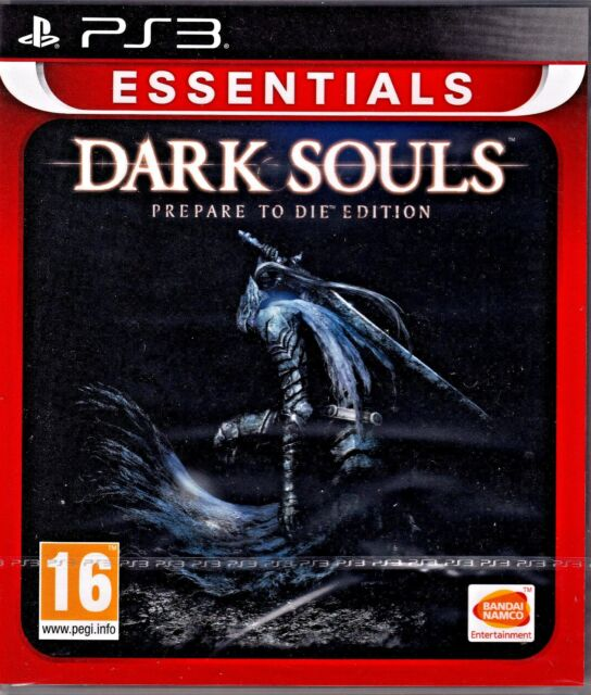 Dark Souls Prepare To Die Edition PS3 Playstation 3 Brand New IN Stock Brisbane