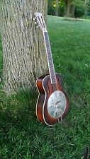 1934 National Trojan Resonator guitar