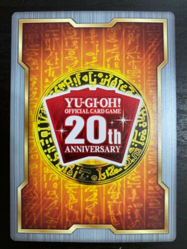 YuGiOh 20th Aniversary Promo Firewell Dragon Field Center Japanese