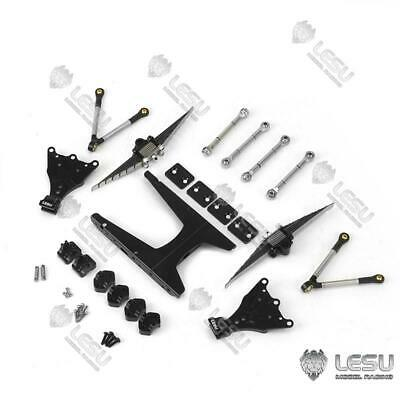 US Stock Upgraded Metal Suspension For LESU 1//14 TAMIYA RC Tractor Truck Car