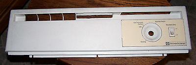 Hotpoint/GE Dishwasher - Americana - ESCUTCHEON / CONTROL PANEL COVER -  165D4398 | eBay