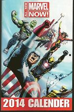Marvel NOW 2014 Calendar *Uncirculated to general public*