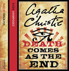 Death Comes As The End Unabridged by Agatha Christie (CD-Audio, 2006)