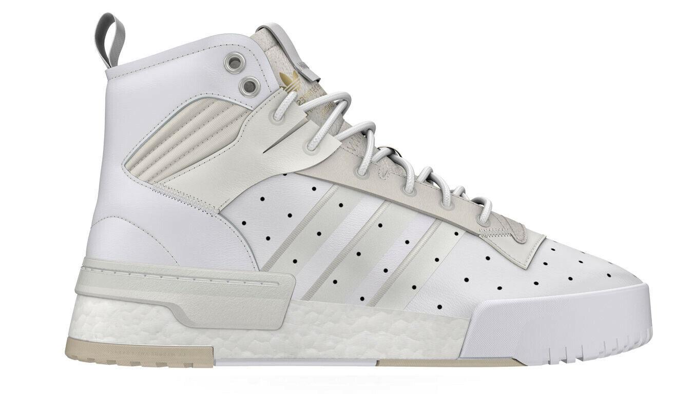 Zapatillas para hombre Adidas rivalidad RM UK 11 nos 11.5 EUR 46 ref 1162