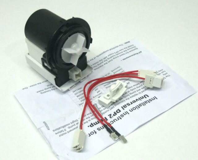 Universal Washing Machine Drain Pump for Frigidaire Ge LG Whirlpool Dp1 for  sale online   eBay   Ge Washing Machine Pump Wiring      eBay