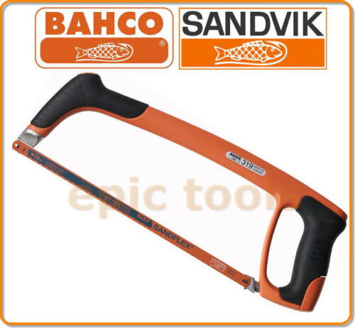 Bi-Metall 24TPI Sandflex Neu bahco 319 pro 30.5cm Schwerlast Metallsäge