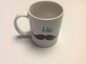 his mustache coffee mug ebay