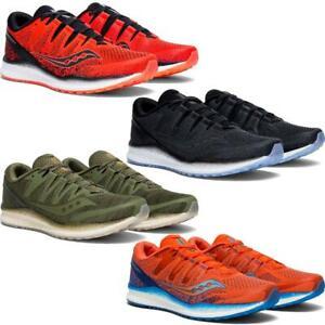 Saucony-Freedom-ISO-2-Herren-Laufschuhe-Running-Schuhe-Sportschuhe-Turnschuhe