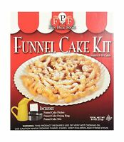 Funnel Cake Starter Kit By Xcell Free Shipping
