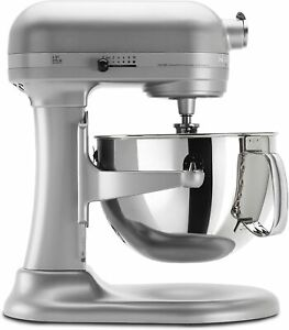 Kitchen-Aid-6qt-Professional-Series-Nickel-Pearl-4KP26MIXNP