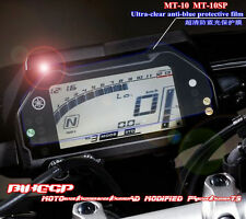 Cluster Scratch Protection Film Blu-ray Protector for YAMAHA MT-10  MT-10SP 2016
