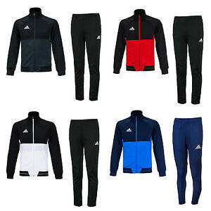 Adidas Men S Tiro 17 Fleece Pes Training Suit Tracksuit