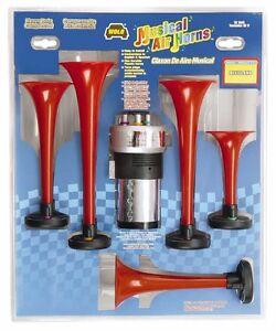 dixie dukes of hazzard general lee musical horn wolo model 430 rh ebay com Hella Horn Wiring Diagram GM Horn Wiring Diagram