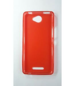 Funda-de-gel-TPU-carcasa-protectora-silicona-para-BQ-Aquaris-U-Lite-Roja