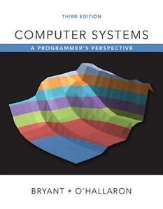 Computer systems a programmers perspective by randal e bryant stock photo fandeluxe Image collections