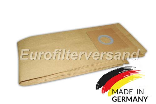 10 Staubbeutel für Hilti VC 20-U Staubsaugerbeutel Filter Filtersäcke Beutel