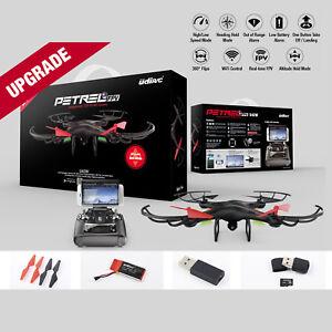 2017-UDIRC-Drohne-U42W-mit-2MP-WiFi-FPV-HD-KAMERA-Altitude-Hold-Funktion-ONE-KEY