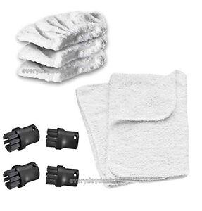 karcher steam cleaner mop hand tool terry cloths sc2 sc3. Black Bedroom Furniture Sets. Home Design Ideas