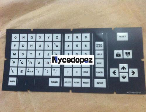 for  Keypad Membrane 9100-92-101-10 For Hitachi Seiki machine