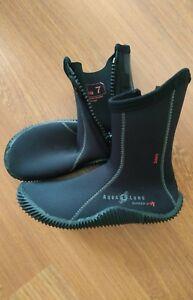 Aqua Lung 3mm Echozip Ergo Diving Boots