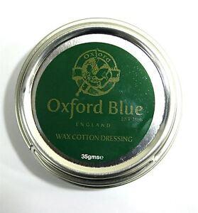 24 cotone in tutto Per Blue 4 5055741935970 35gram Tin risciacquo con £ Pantaloni Wax Oxford giacche SqwpB6p