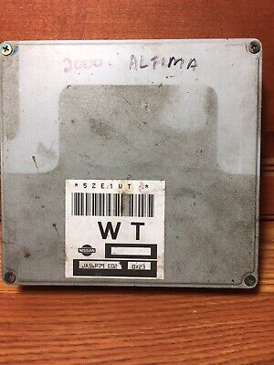 REUSED PARTS Fits Nissan Altima Engine Control Module JA56P79E02 JA56P79 E02