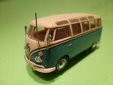 HONGWELL VW VOLKSWAGEN COMBI KOMBI T1 - BLUE 1:43 - EXCELLENT CONDITION