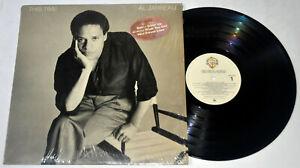 U.S. Pressing AL JARREAU This Time LP Vinyl Record