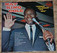 Nat King Cole - Come Closer to Me VINYL LP, MFP 5201