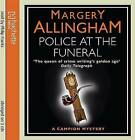 Police at the Funeral by Margery Allingham (CD-Audio, 2009)