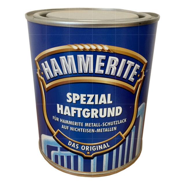 17,32 €/L Hammerite Spezial Haftgrund 750ml Schutzlack Nichtmetall