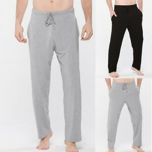 77b07f25bb5c77 Men's casual loose home soft pants trousers plus size 4XL for ...