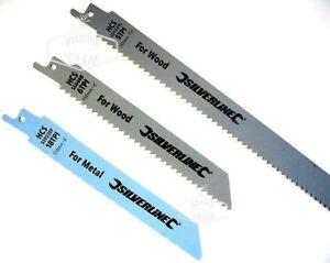 20-Stueck-Saebelsaegeblaetter-Holz-Metall-150-240mm-Saegeblatt-Fuchsschwanz-Tigersaege